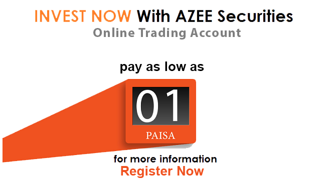Online Trading Pakistan I AZEE Securities